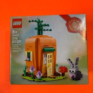 LEGO Carrot (2021)